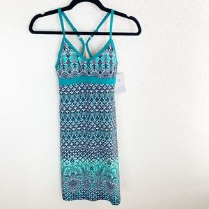 Athleta NWT Printed Shore Dress XXS